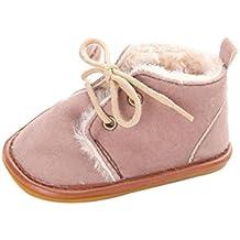 d3a3fc18c Amazon.es  botas bebe - Marrón
