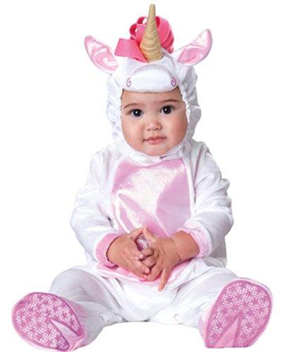 - 12-18 Monate (Einhorn Kostüm Baby)