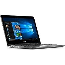 2-in-1 Dell Inspiron 13 5000 13.3 Inch Full HD Touchscreen Backlit Keyboard Laptop PC Intel Core I7-8550U Quad-Core 8GB DDR4 256GB SSD Bluetooth 4.1 WiFi Windows 10