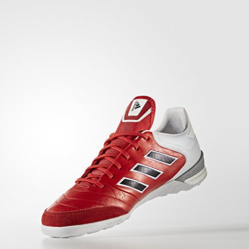 adidas Copa Tango 17.1 In, Chaussures de Futsal Homme Rouge (Rosso Rojo/negbas/ftwbla)