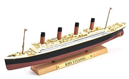 Gebraucht, Atlas RMS Titanic 1:1250 Schiffsmodell Maßstab 1:1250 gebraucht kaufen  Wird an jeden Ort in Deutschland