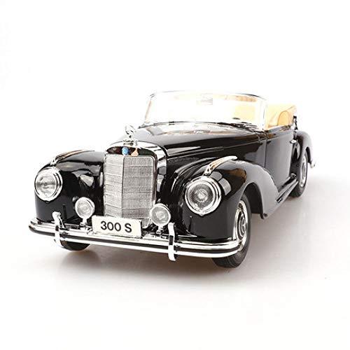 GFLD 1:18 Modelo de Coche de aleación 1955 Mercedes Benz 300S Modelo