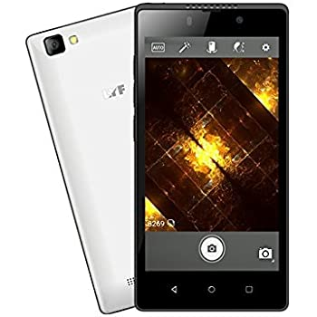 online store 51c3d a41e4 LYF Flame 8 (White)