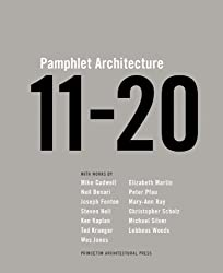 Pamphlet Architecture 11-20 by Steven Holl (2011-09-07)