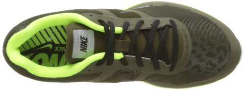 Air Pegasus+ 30 Shield Herren Sneaker Dark Loden/Black-Volt-PR PLTNM