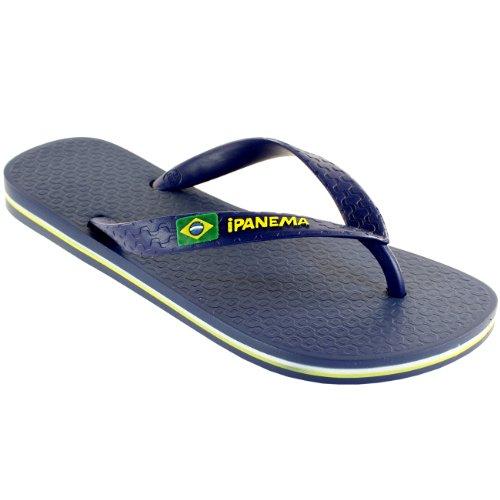 Femmes Ipanema Brésil Tongs Sandales Marine