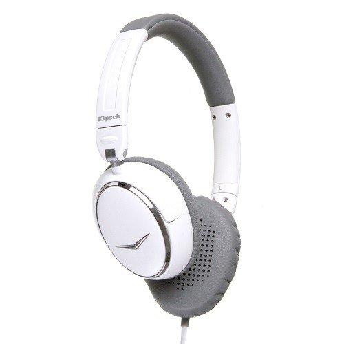 Klipsch Image ONE Bluetooth On-Ear-Kopfhörer, Weiß