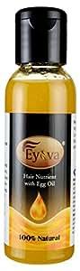 Eyova Egg Oil For Hair Growth - Unisex - 50 Ml