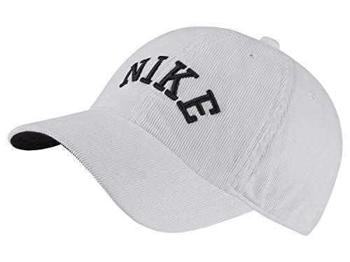 Nike Unisex-Kinder Y Nk H86 Cap Seasonal 2 Kappe, weiß, Einheitsgröße