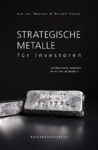 Strategische Metalle für Investoren: Hochinteressante Investments von Antimon bis Zirconium