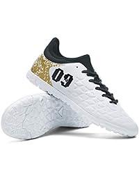 Amazon Blanco Complementos es Botas Para Y Zapatos Hombre q8fPUq
