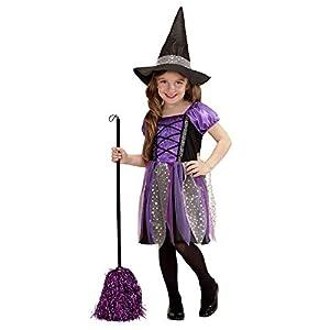 WIDMANN-Strega 00265 - Disfraz para niños, multicolor, (116 cm/4 - 5 años)