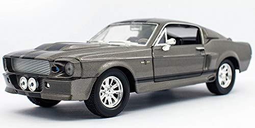 Voiture Gt500 500 Ford Mustang Eleanor 124 Yatming Modèle Shelby Gt thdsQCr