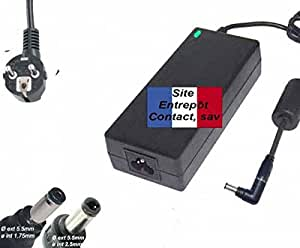 Chargeur / Alimentation Pc Portables E-force  pour ACER Aspire 1410 - 90W/4.74A