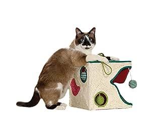 Bobby Arbre à chat Cube Bengali