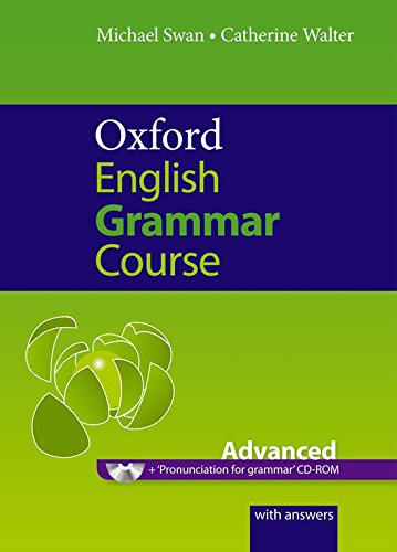 Oxford English Grammar Course Advanced Student's Book with Key
