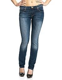 Lee Damen Slim Jeanshose