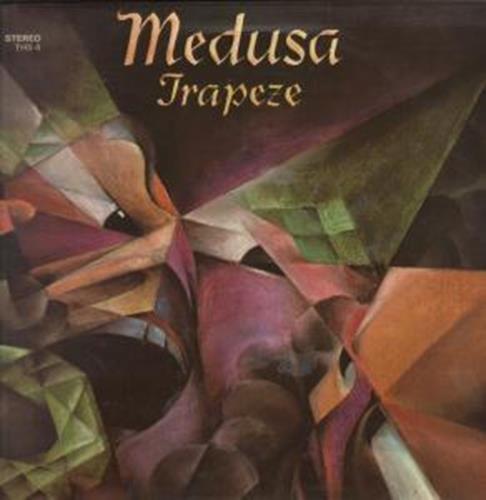 Medusa LP (Vinyl Album) US Threshold 1970