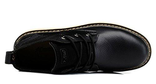 TDA , Desert boots homme Noir