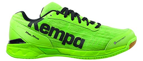 Kempa Herren Attack Two Sneakers, Grün (05), 45.5 EU
