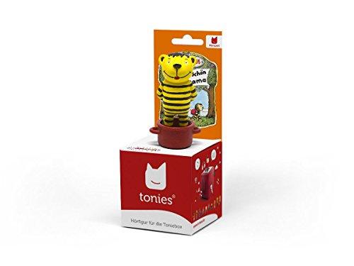 Tonie-Hrfigur-Janosch-Panama tonies Hörfiguren für Toniebox: Hörspiel Janosch – Oh, wie schön ist Panama Figur – ca. 55 Min – ab 4 Jahre – DEUTSCH -