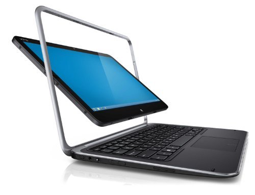 Dell Xps 12 Laptop (Windows 8, 8GB RAM, 256GB HDD) Silver Price in India