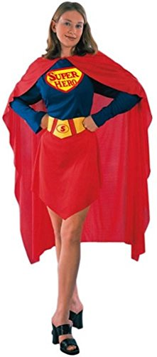 Imagen de disfraz superwoman talla unica