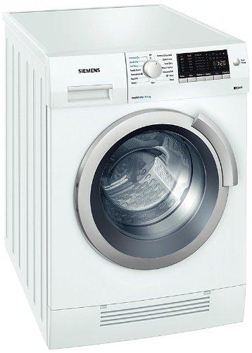 SIEMENS WD14H420GB iQ500 7kg Wash 4kg Dry Freestanding Washer Dryer - White