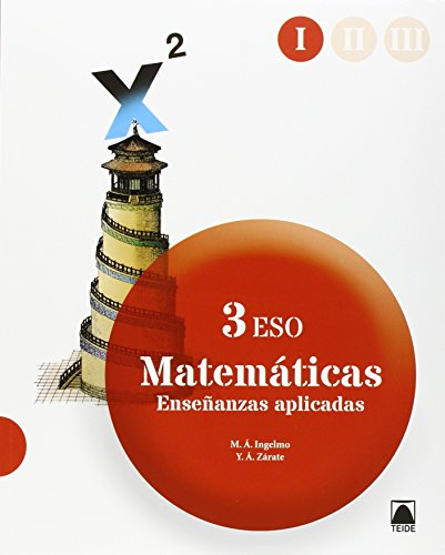 Matemáticas orientadas a las enseñanzas aplicadas, 3 ESO (Angel Miguel Benito)