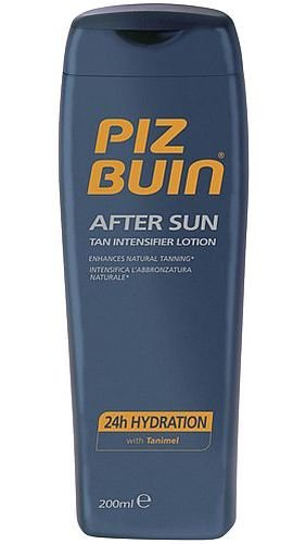 Piz Buin–After Sun Tan Intensifier Lotion 24h Hydration with tanimel 200ml Unisex