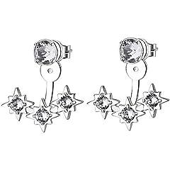 Idea Regalo - orecchini donna gioielli Brosway Affinity trendy cod. G9AF24