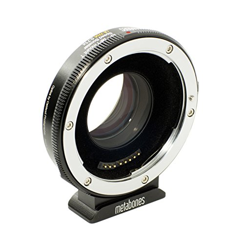 Buy Metabones Canon EF Lens to Micro Four Thirds T Speed Booster ULTRA 0.71x Reviews