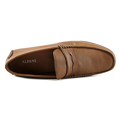 Alfani Will Cuir Mocassin Tan