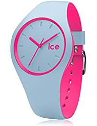 Ice-Watch Duo Damenuhr Analog Quarz mit Silikonarmband – 001560