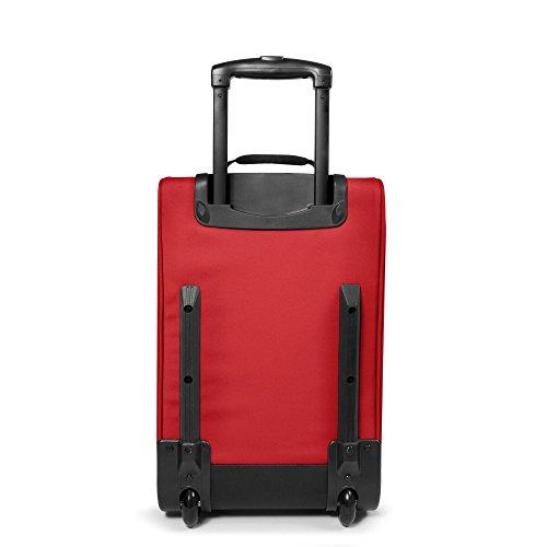 Eastpak Koffer TRANVERZ S, 42 liter, 51 x 32.5 x 24 cm, Black (Vorgängermodell) Apple Pick Red