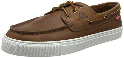 Chatham Herren Elba Bootsschuhe Brown (Tan 008)