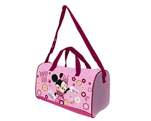Atosa-33171 Disney Bolsa De Deporte Niña, Color Rosa, 3820 cm (33171)