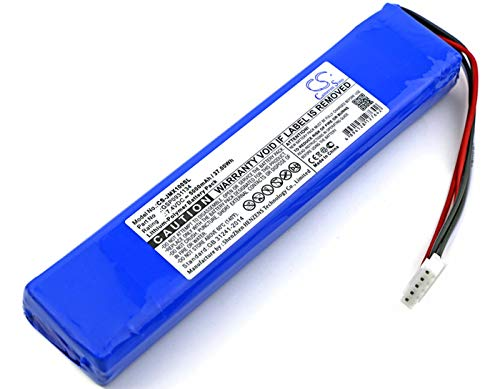 Shipping by Hermes Cameron Sino 5000mAh Battery GSP0931134 for JBL  JBLXTREME, Xtreme