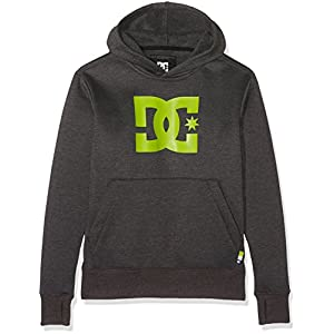 DC Shoes Jungen Po Youth Snowstar – Technical Riding Hoodie 8-16