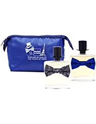Saint Valentin 2 Parfums homme Paris Elysees collection Parfum de l'Homme + 1 pochette en cadeau