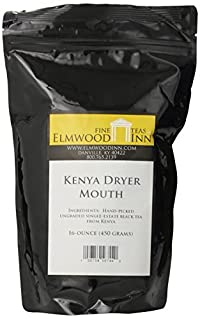 Elmwood Inn Fine Teas, Kenyan Safari Black Tea, 16-Ounce Pouch