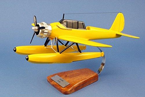 Arado Ar.196 Yellow - maquette de collection décoration peinte main
