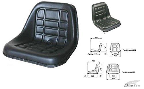 Sitz Traktor Cobo GT50mit Guide Fiat, Same, Landini (60603)