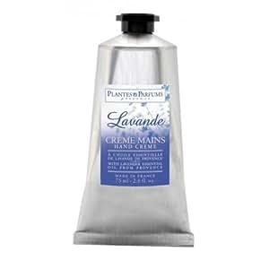 Crème pour les mains à la Lavande 75 ml - Plantes et Parfums de Provence