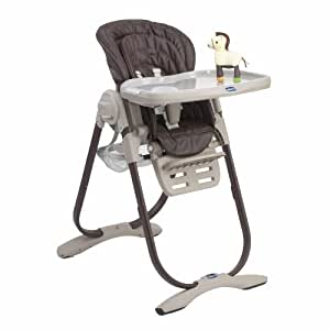 Chicco Polly Magic Highchair - Tobacco