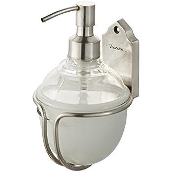 Haceka Vintage 1170897 Soap Dispenser Wall Mount Steel