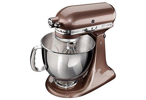 KitchenAid 5KSM175PSEAP, ARTISAN Küchenmaschine mit Profiausstattung, MACADAMIA