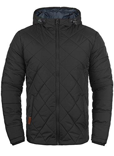 BLEND Divior 20701031ME Jacke, Größe:M;Farbe:Black (70155)