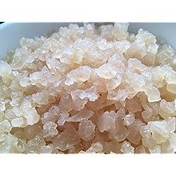 Wasserkefir Kristalle von Scoby, lebendig, biologisch angebaut, freie Rezepte für gesunde probiotische Getränke mit Zucker/Wasser oder Fruchtsaft | Crave Longevity®