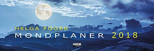 Mondplaner 2018: Tischplaner